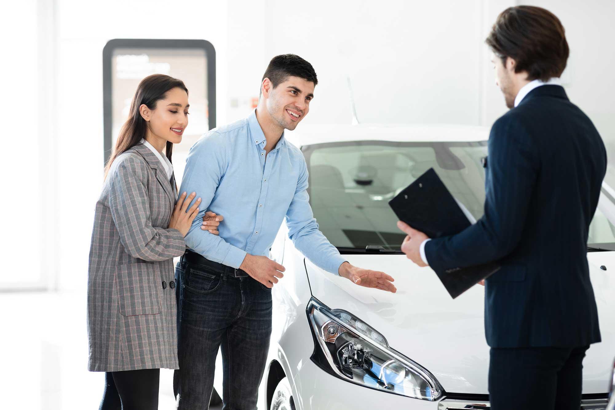 Nejlepší financování auta